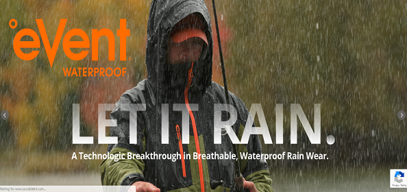 NEW Blackfish Rain Gear!